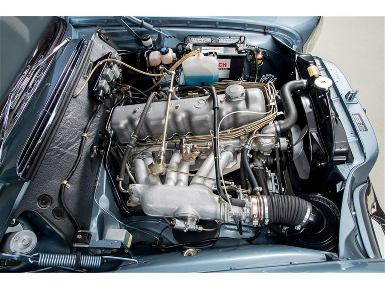 Large Picture of Classic 1966 250SE located in Scotts Valley California Offered by Canepa - DSVZ