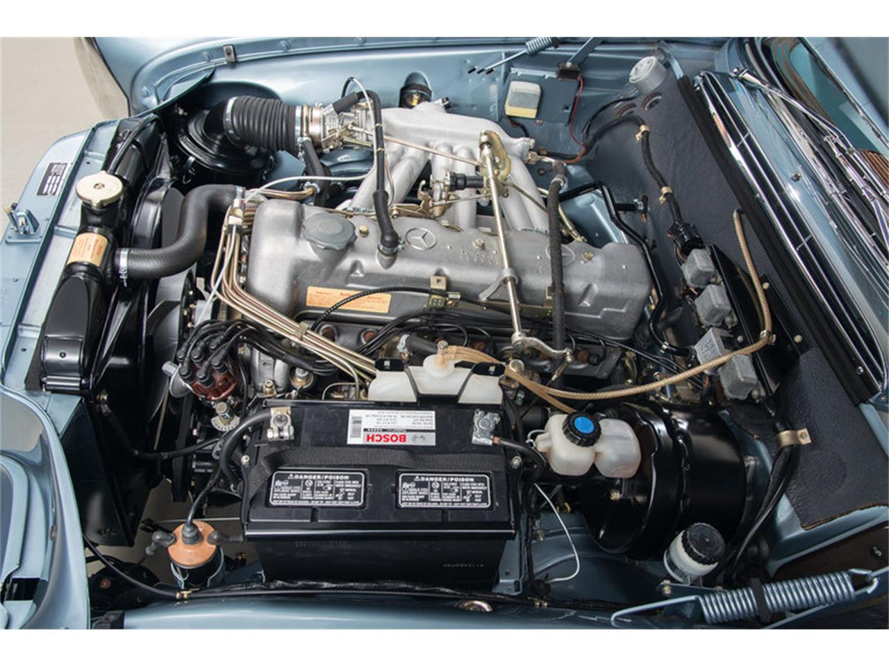 Large Picture of 1966 Mercedes-Benz 250SE located in Scotts Valley California Auction Vehicle - DSVZ