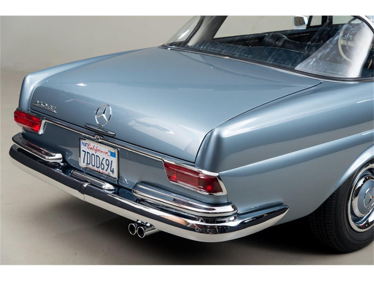 Large Picture of 1966 Mercedes-Benz 250SE - DSVZ