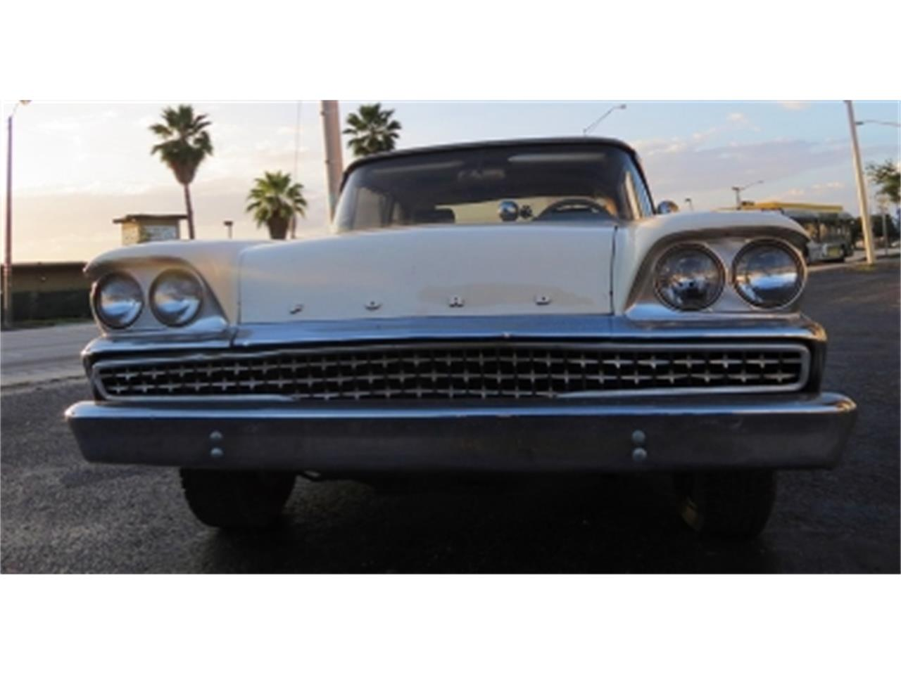 Large Picture of 1959 Ford 2-Dr Coupe Offered by Sobe Classics - DTFP