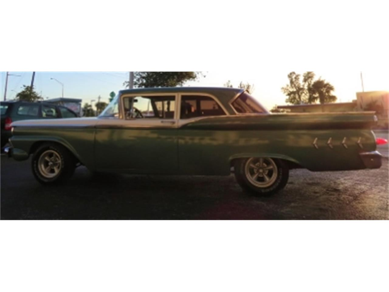 Large Picture of Classic '59 Ford 2-Dr Coupe located in Miami Florida Offered by Sobe Classics - DTFP