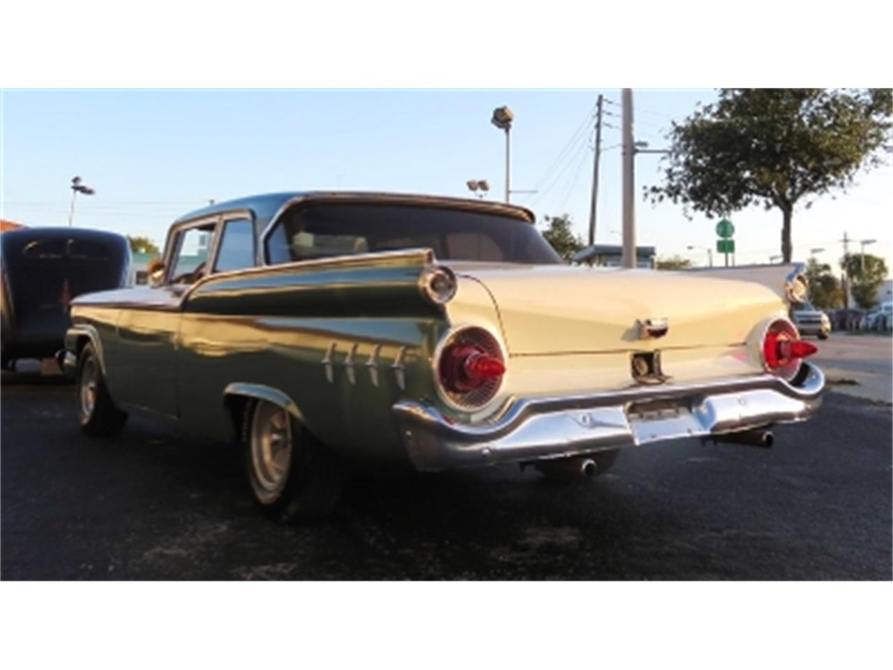 Large Picture of '59 Ford 2-Dr Coupe located in Miami Florida - $12,500.00 - DTFP