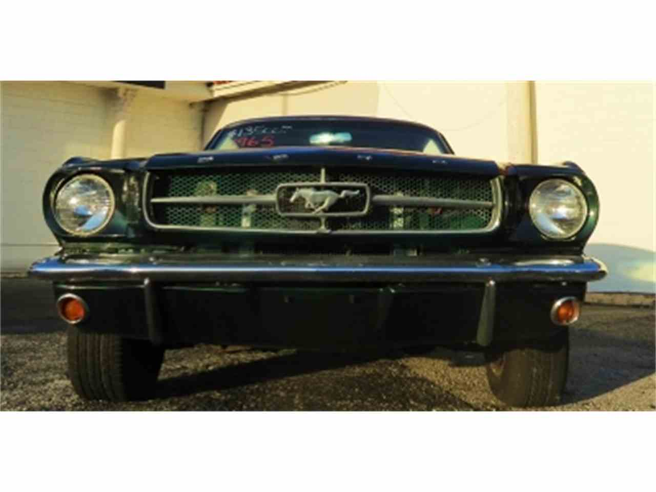 Large Picture of '65 Mustang - DTFQ