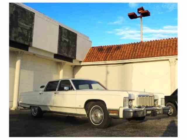 Picture of '76 Continental - DTFV