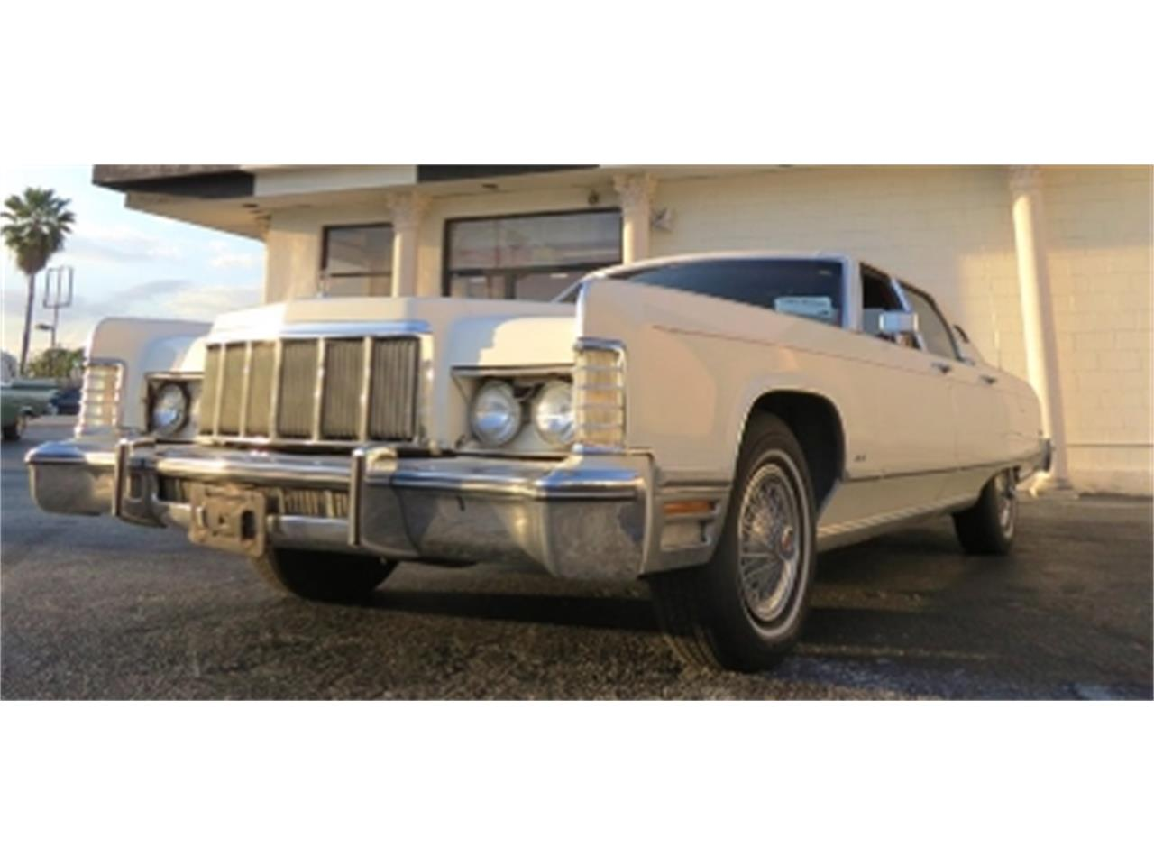 Large Picture of 1976 Continental Offered by Sobe Classics - DTFV