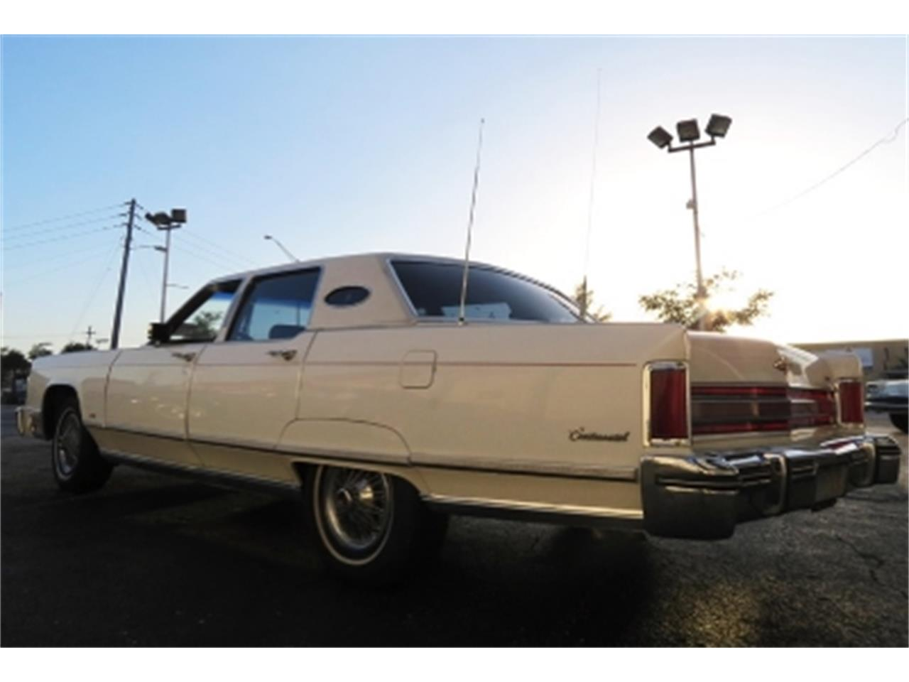 Large Picture of 1976 Continental located in Miami Florida - $12,500.00 - DTFV