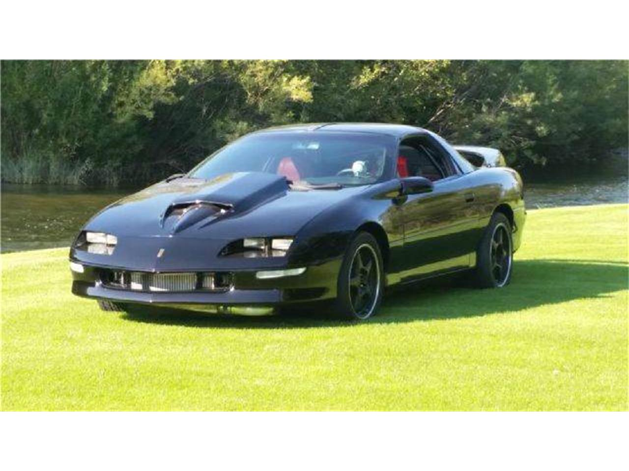 Large Picture of 1994 Camaro located in Iowa - DTLP
