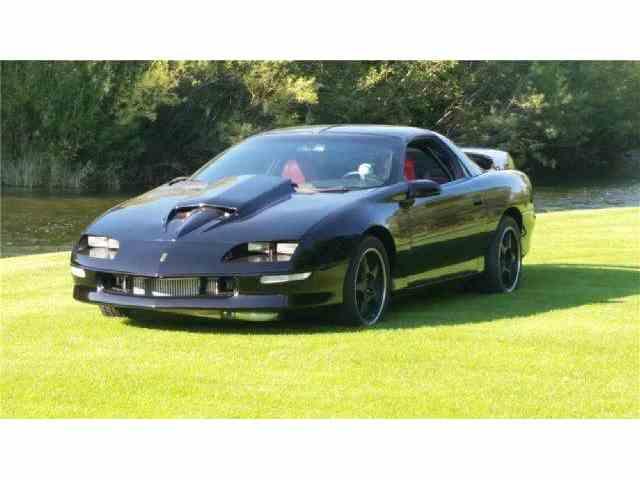 1994 Chevrolet Camaro For Sale On Classiccars Com