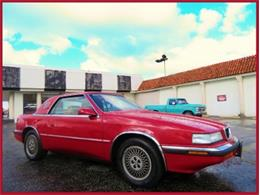 Picture of 1989 Chrysler TC by Maserati located in Miami Florida - DTQ6