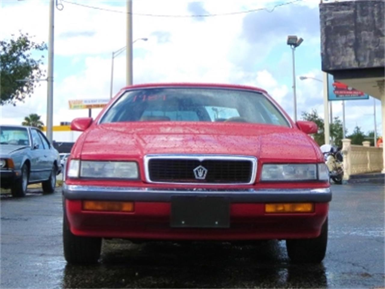 Large Picture of 1989 TC by Maserati located in Miami Florida - $7,500.00 Offered by Sobe Classics - DTQ6