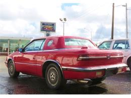 Picture of 1989 Chrysler TC by Maserati - $7,500.00 - DTQ6