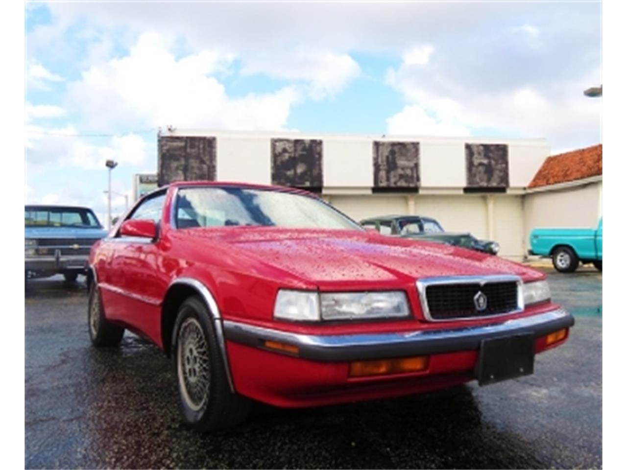 Large Picture of '89 Chrysler TC by Maserati located in Florida - $7,500.00 Offered by Sobe Classics - DTQ6