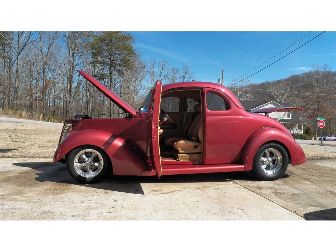 Large Picture of 1937 Ford Coupe - $55,000.00 - DTW0