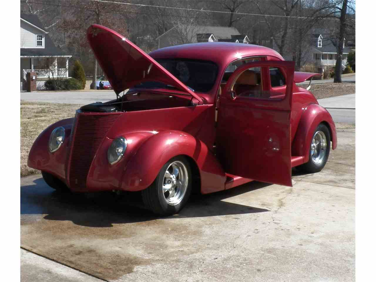 Large Picture of '37 Coupe - DTW0