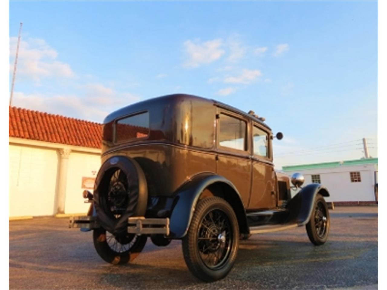 Large Picture of '29 Model A - DPVB