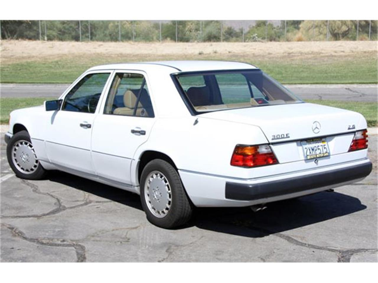 1992 Mercedes Benz 300 For Sale Cc 646129 300e Large Picture Of 92 Duk1