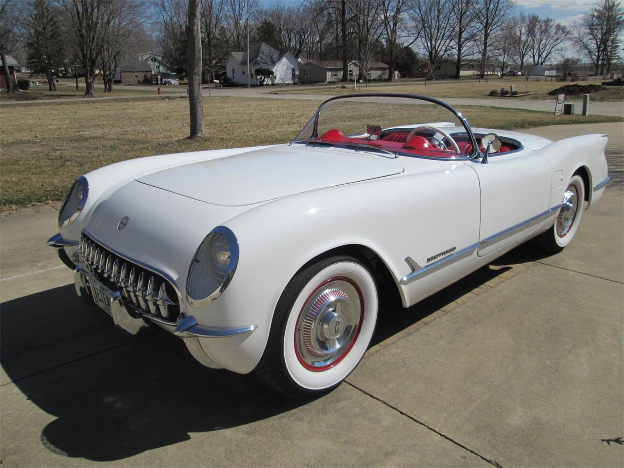1953 Chevrolet Corvette For Sale Classiccars Com Cc 646134