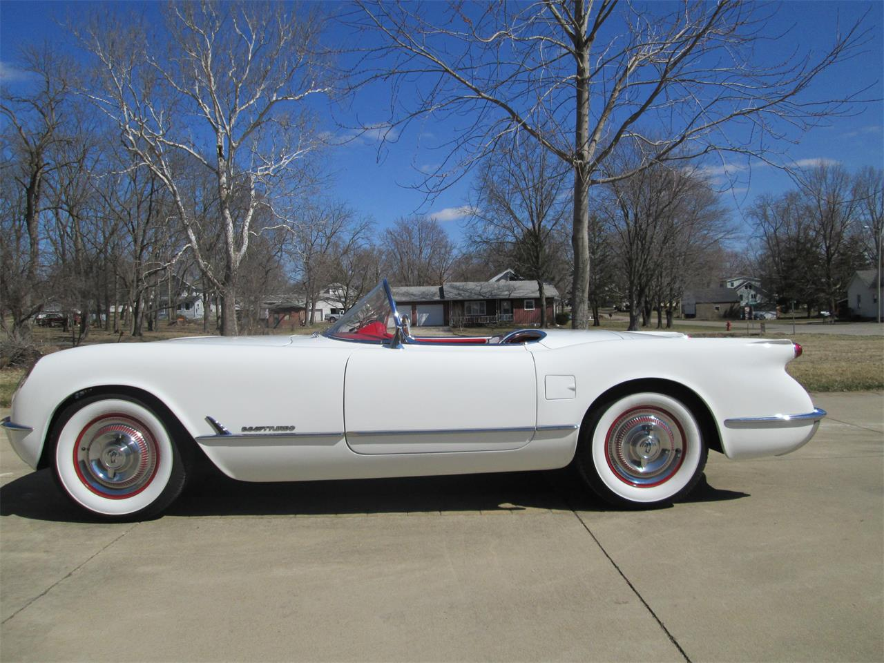 Large Picture of Classic 1953 Corvette Offered by a Private Seller - DUK6