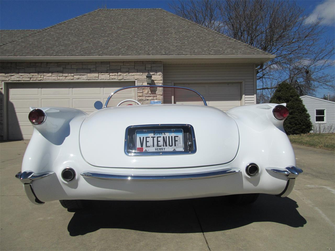 Large Picture of 1953 Chevrolet Corvette located in Iowa Offered by a Private Seller - DUK6