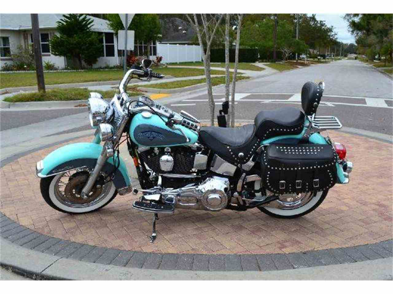 Large Picture of '94 Heritage Softail - DQAV