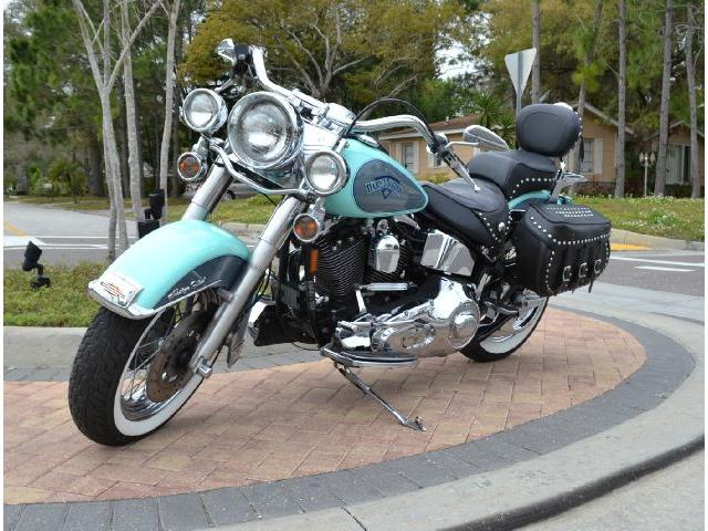 Picture of '94 Heritage Softail located in Florida Offered by  - DQAV