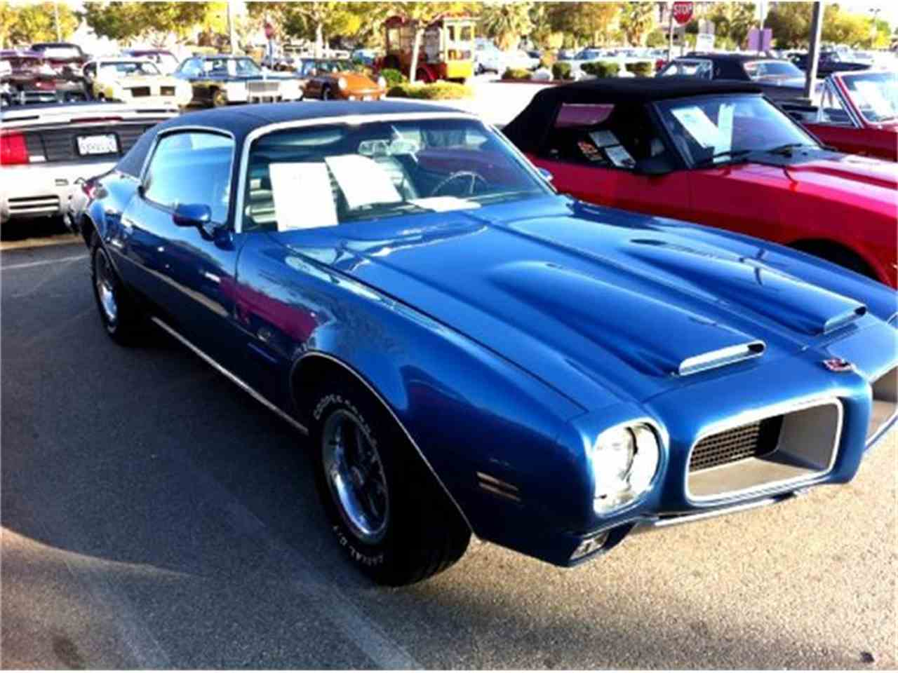 Large Picture of '71 Firebird Formula - DUKR