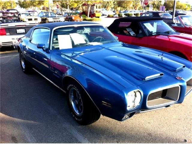 Picture of Classic '71 Pontiac Firebird Formula located in Alberta Offered by  - DUKR