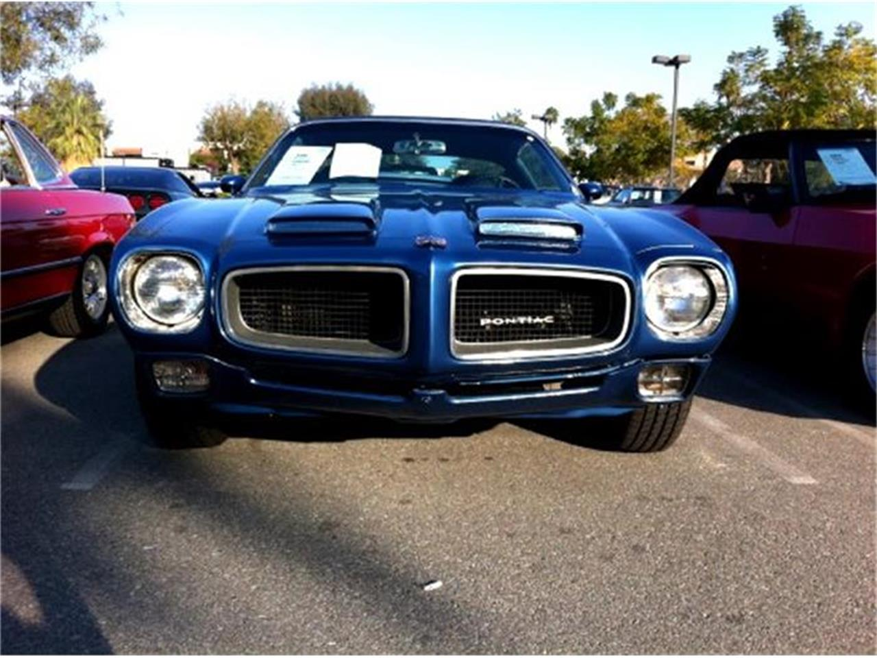 Large Picture of 1971 Pontiac Firebird Formula located in Edmonton Alberta - DUKR
