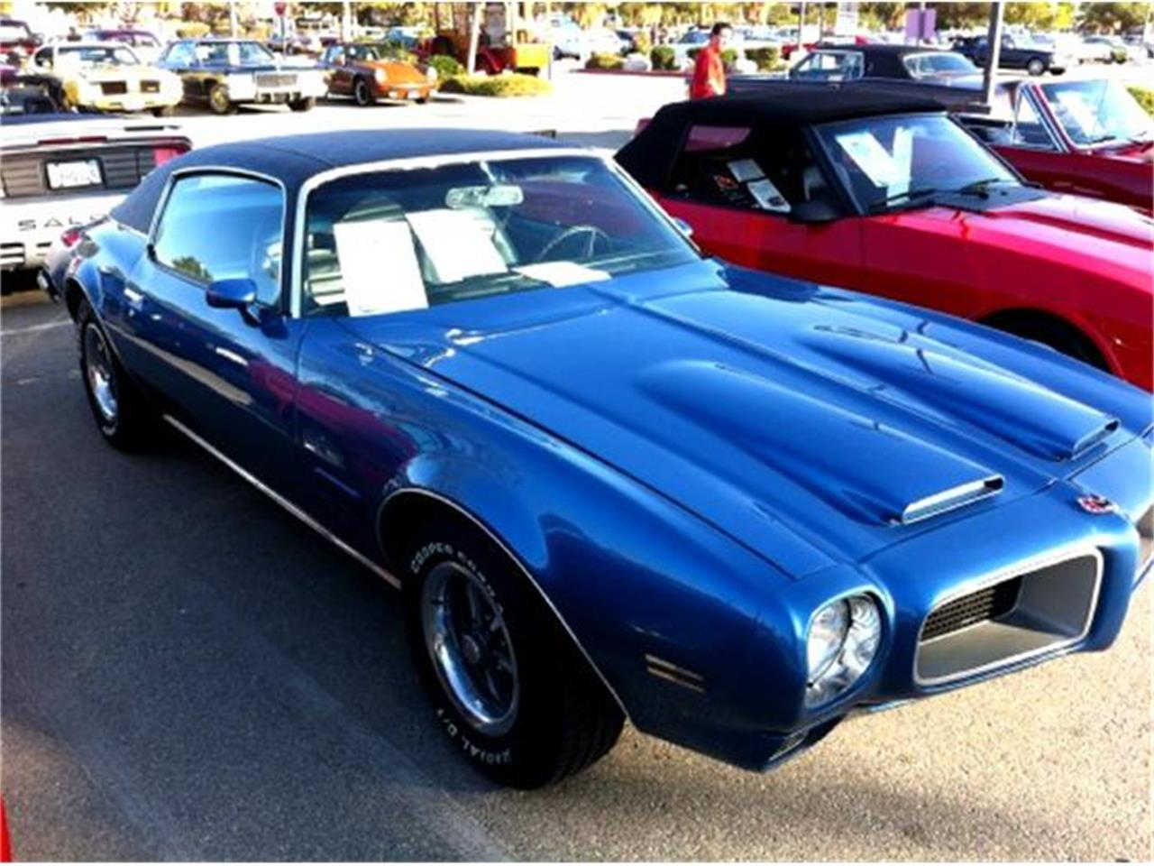 Large Picture of Classic '71 Pontiac Firebird Formula located in Alberta - DUKR