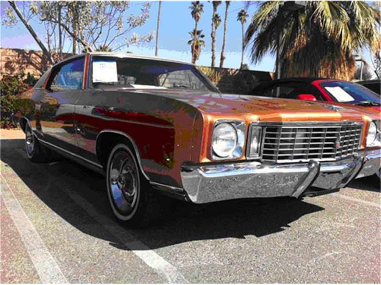 Best Used Cars Under 5000 Edmonton: 1972 Chevrolet Monte Carlo For Sale