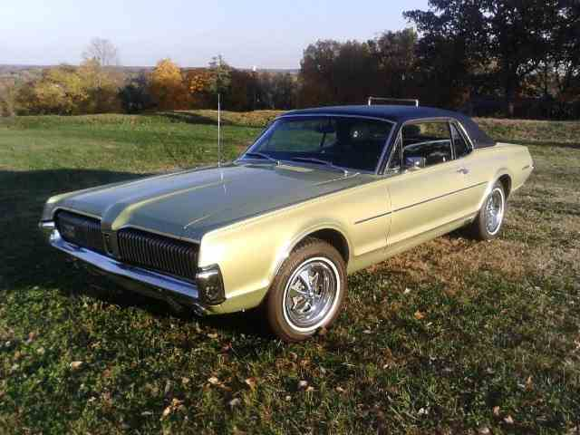Picture of Classic 1967 Mercury Cougar XR7 - $19,500.00 - DUL8
