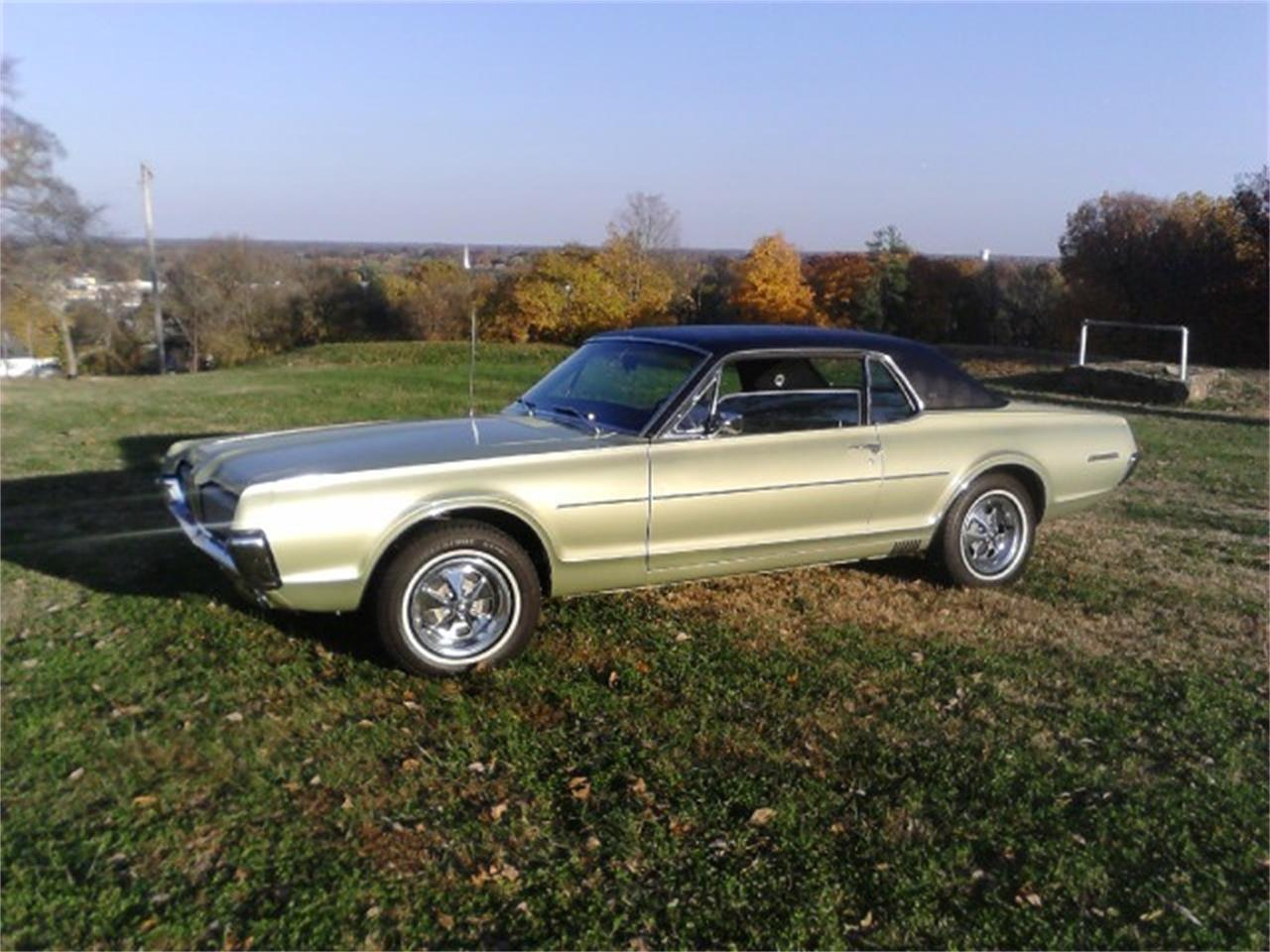 Large Picture of 1967 Mercury Cougar XR7 located in Lafayette Indiana Offered by a Private Seller - DUL8