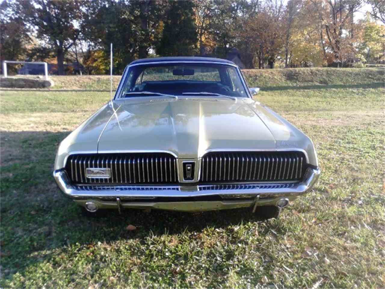 Large Picture of '67 Cougar XR7 - DUL8