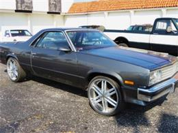 Picture of '87 Chevrolet El Camino Offered by Sobe Classics - DQBF