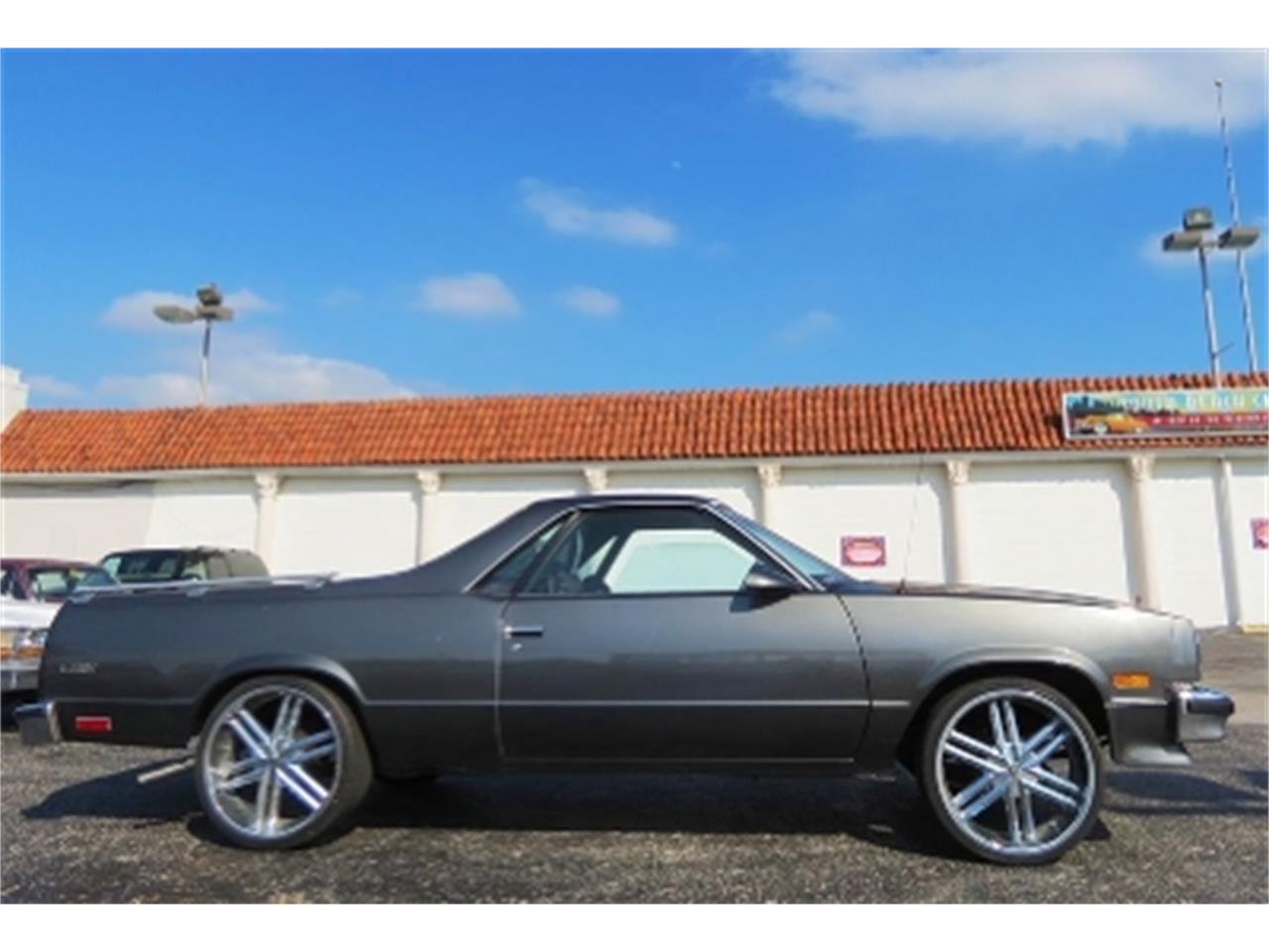 Large Picture of '87 El Camino located in Florida - $12,500.00 Offered by Sobe Classics - DQBF