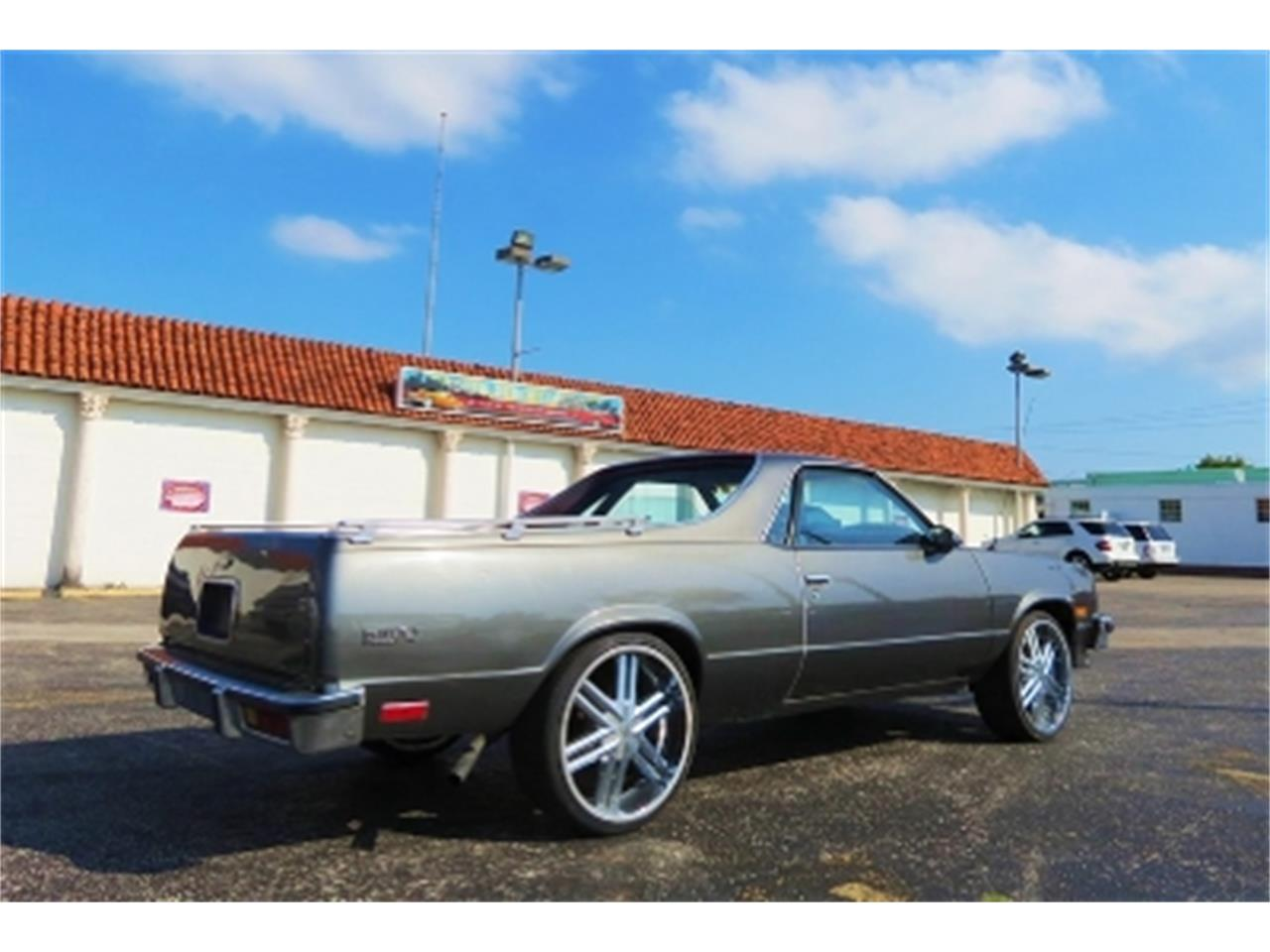 Large Picture of '87 Chevrolet El Camino - $12,500.00 Offered by Sobe Classics - DQBF