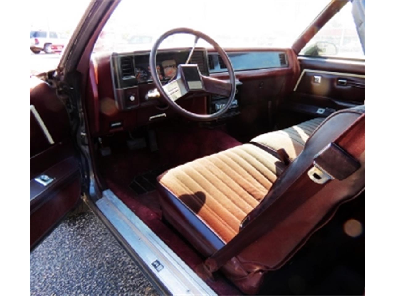Large Picture of 1987 Chevrolet El Camino located in Miami Florida - $12,500.00 Offered by Sobe Classics - DQBF