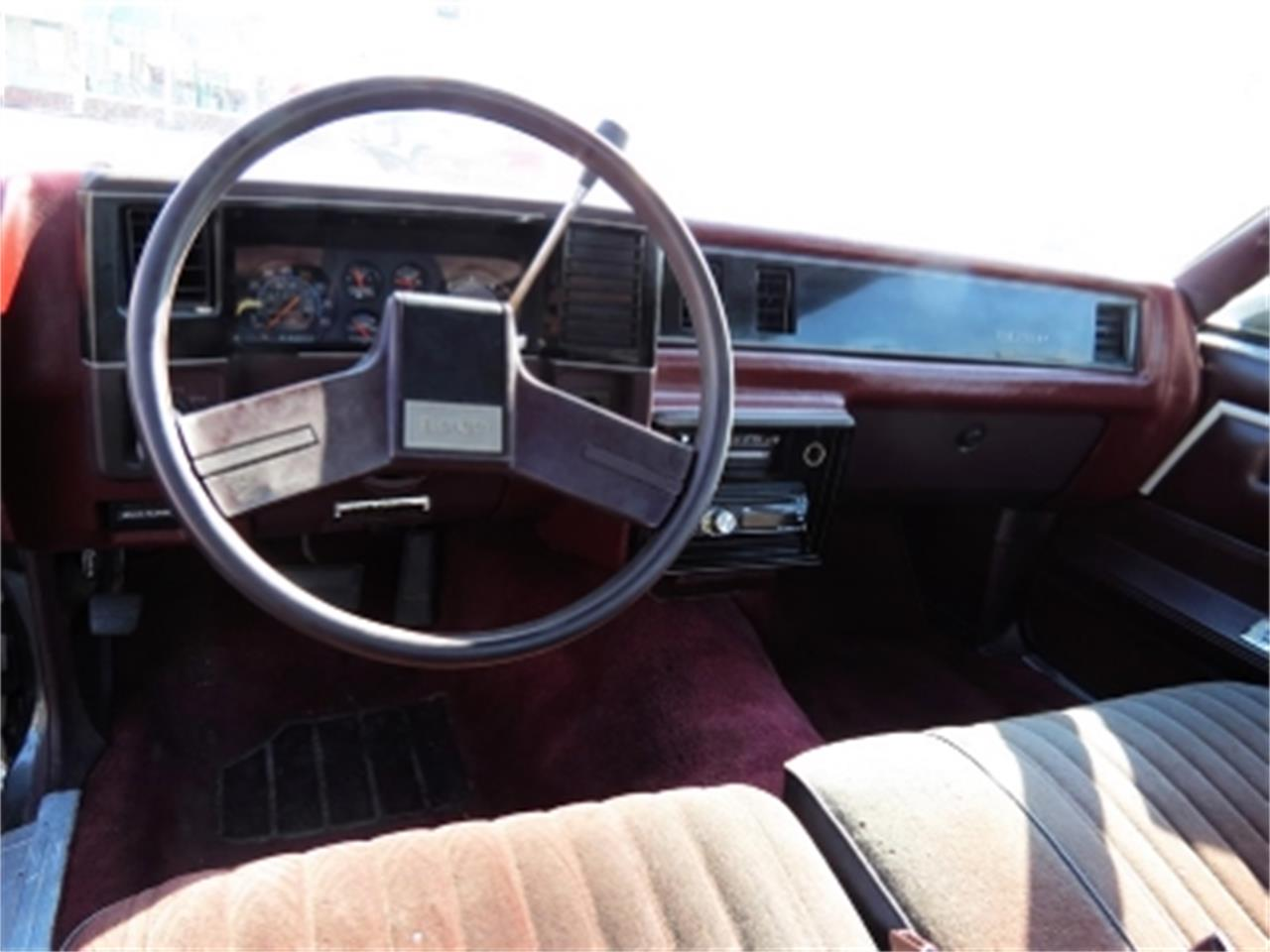 Large Picture of '87 Chevrolet El Camino Offered by Sobe Classics - DQBF