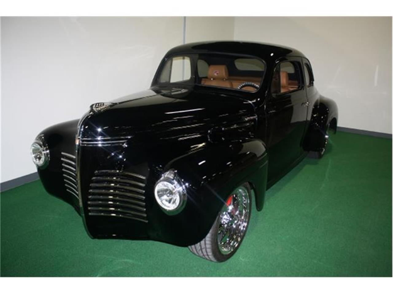 Large Picture of Classic 1940 Plymouth Custom - $59,000.00 Offered by Branson Auto & Farm Museum - DUQ8