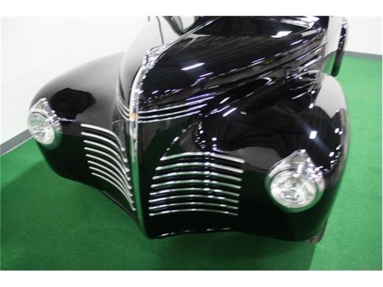 Large Picture of Classic '40 Custom located in Branson Missouri - $59,000.00 Offered by Branson Auto & Farm Museum - DUQ8