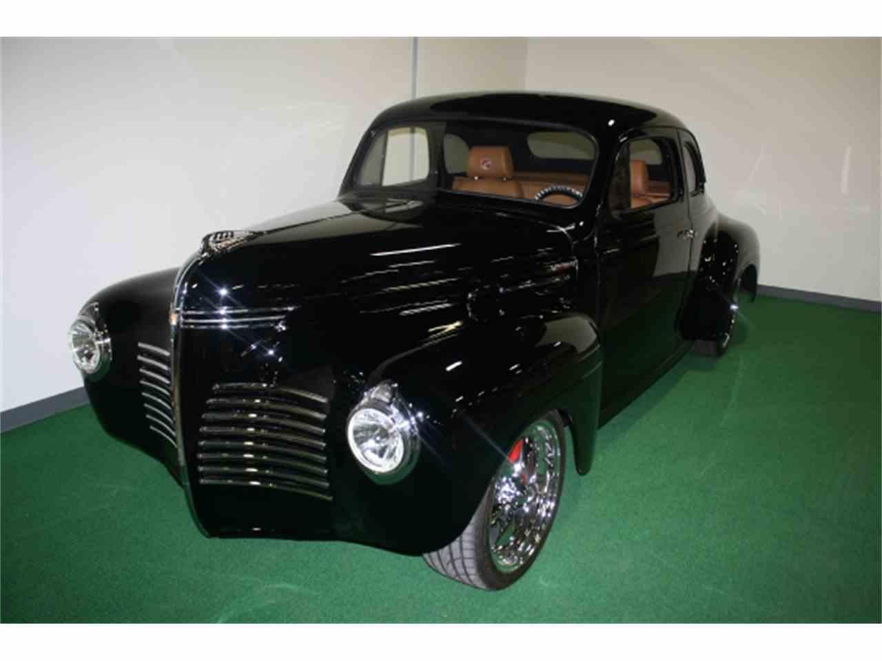 Large Picture of '40 Custom - DUQ8