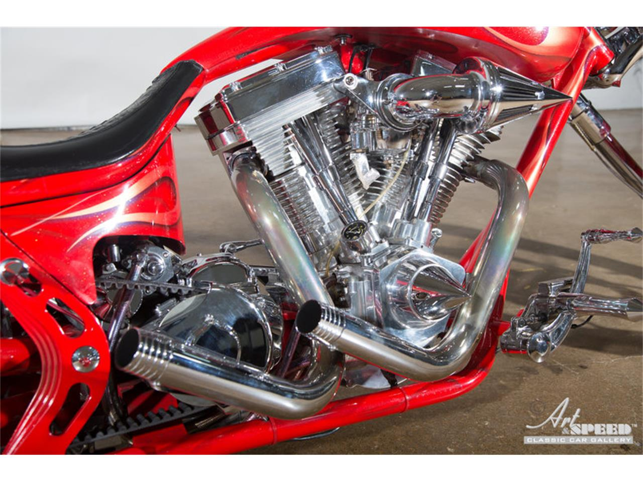 Large Picture of '04 Italdesign Pro MC Custom Chopper located in Collierville Tennessee Offered by Art & Speed - DUSV