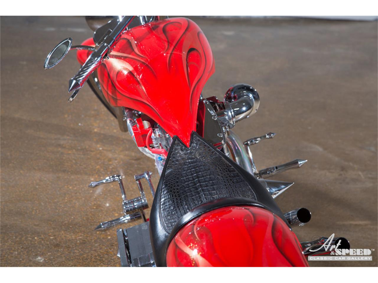 Large Picture of 2004 Italdesign Pro MC Custom Chopper - $19,900.00 Offered by Art & Speed - DUSV