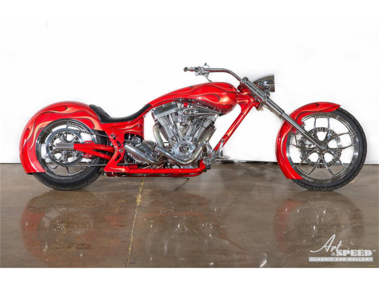 Large Picture of 2004 Pro MC Custom Chopper Offered by Art & Speed - DUSV