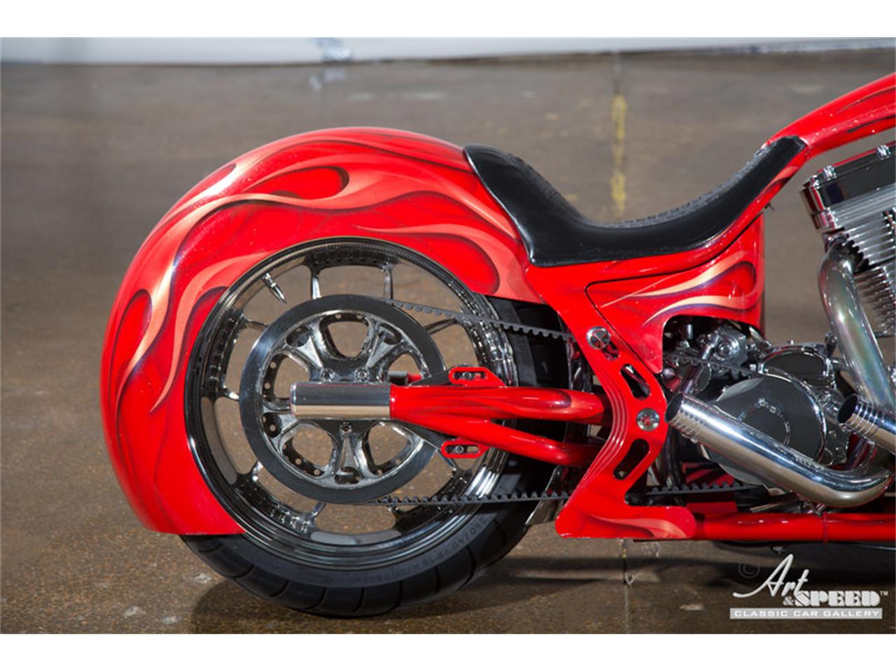 Large Picture of '04 Pro MC Custom Chopper - $19,900.00 Offered by Art & Speed - DUSV