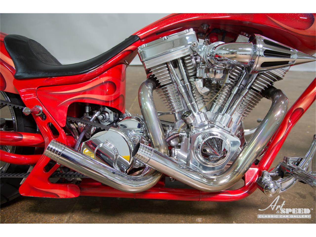 Large Picture of 2004 Italdesign Pro MC Custom Chopper Offered by Art & Speed - DUSV