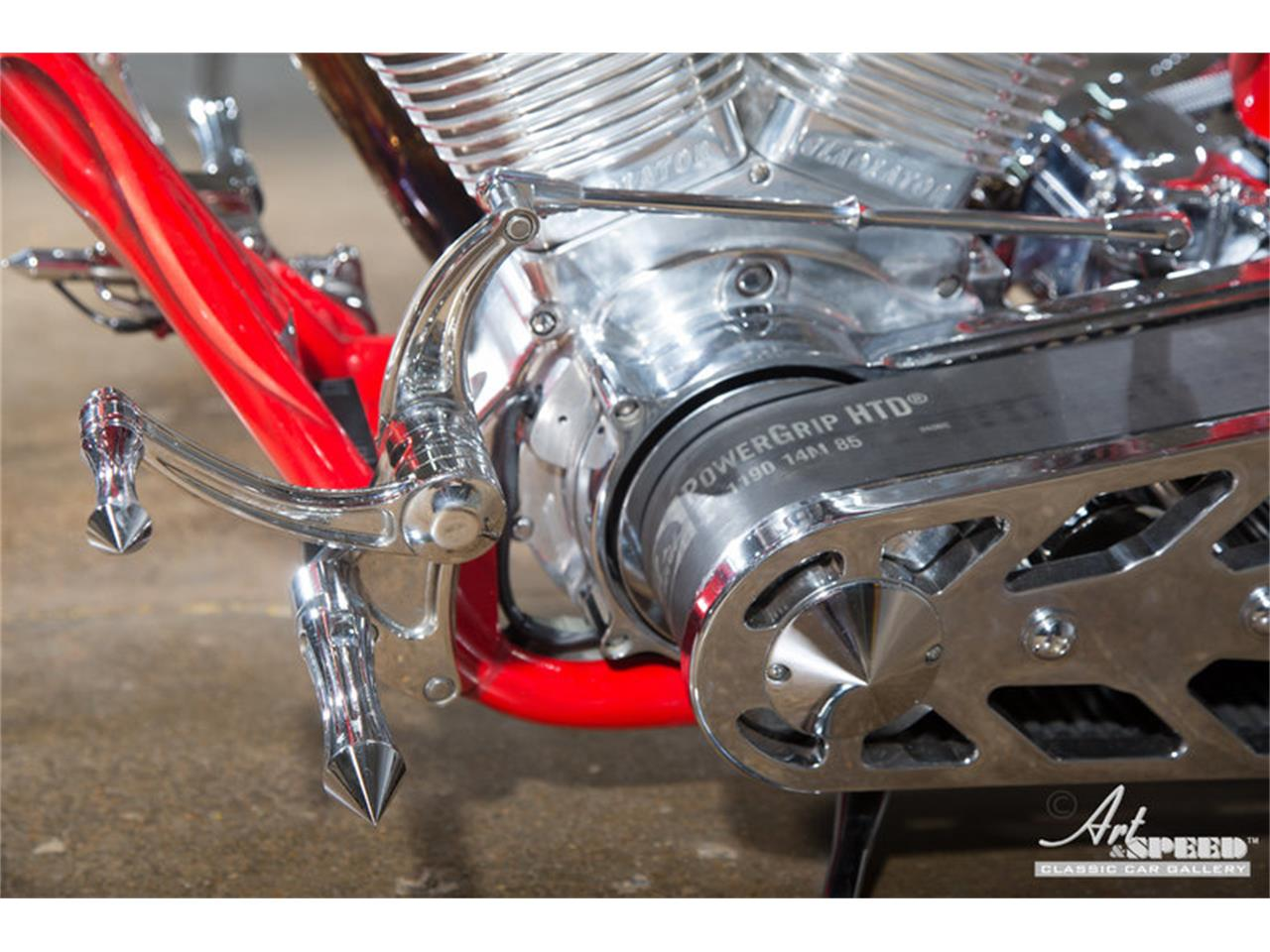 Large Picture of '04 Italdesign Pro MC Custom Chopper - $19,900.00 Offered by Art & Speed - DUSV