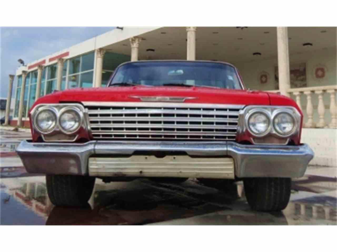 Large Picture of Classic '62 Impala Offered by Sobe Classics - DUZG