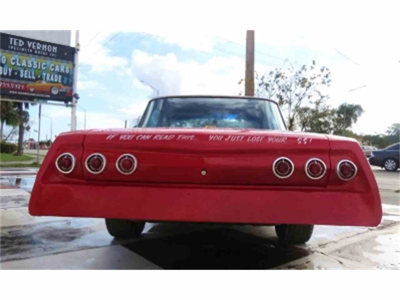 Large Picture of Classic '62 Impala located in Florida - $21,500.00 Offered by Sobe Classics - DUZG