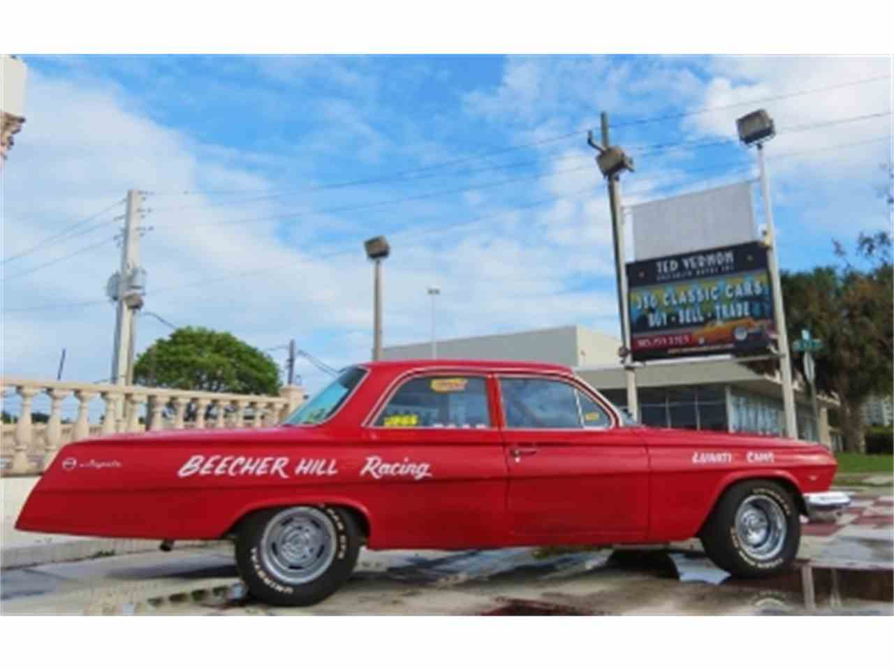 Large Picture of '62 Chevrolet Impala located in Florida Offered by Sobe Classics - DUZG